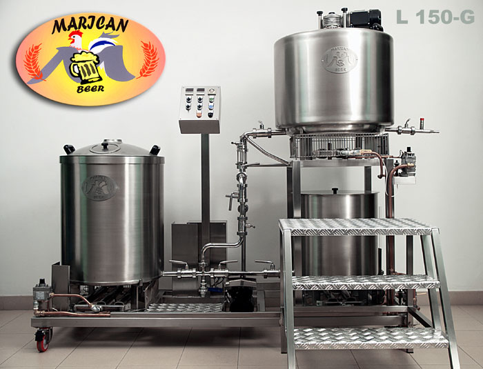 semyanin: мини пивоварная установка